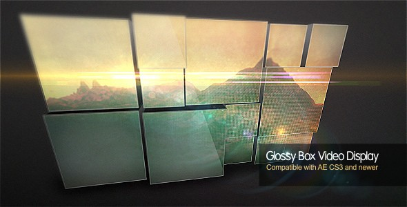 Glossy-Box-Video-Display-ae-template